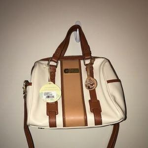 SpartinaLeather Boutique Hollecker Ivory Bag